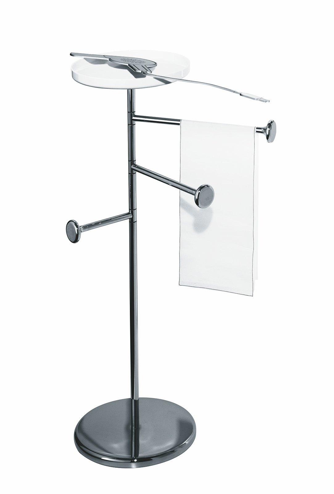 Accessori per un bagno pi comodo e pi bello cose di casa - Porta asciugamani ikea ...