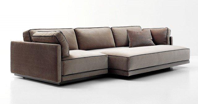 Divani con meccanismi per ogni tipo di relax cose di casa - Divano seduta scorrevole ...