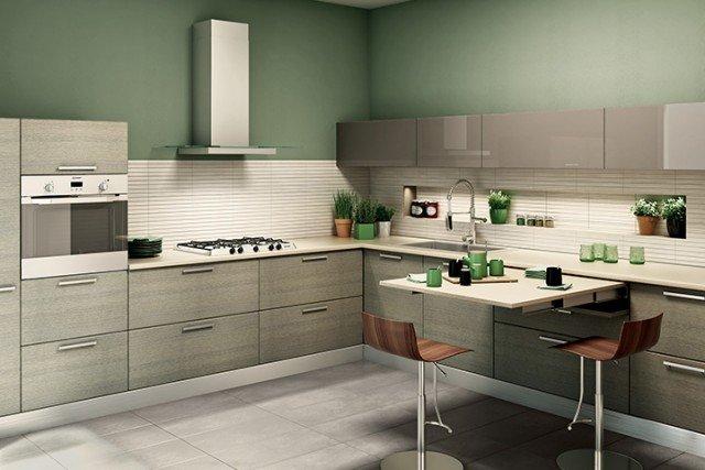 Cucina composizioni chiavi in mano salvaspazio e low - Cucina frozen prezzo ...