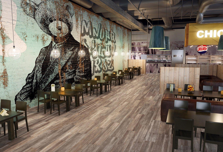 ... pavimento della cucina: effetto legno, parquet, cotto - Cose di Casa