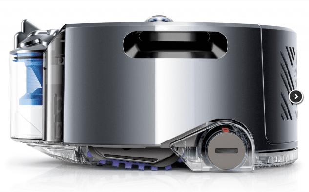 Presentato in anteprima alla fiera dell'elettronica di Berlino, il robot aspirapolvere 360Eye di Dyson sarà venduto in Italia solo nel 2015 a un prezzo ancora da definire. www.dyson.it