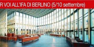 Novità IFA Berlino 2014, ecco il primo televisore Uled