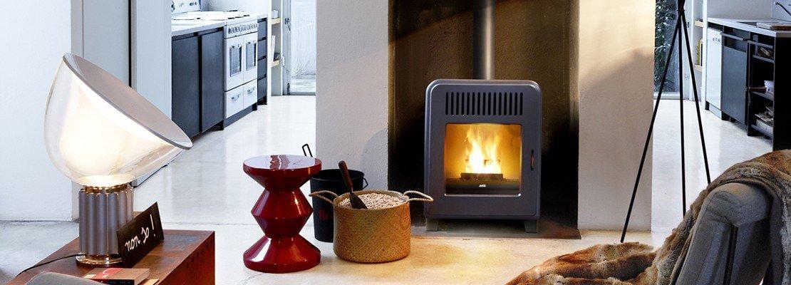 Per stufa o camino meglio pellet o legna cose di casa - Stufe a pellet prezzi economici ...
