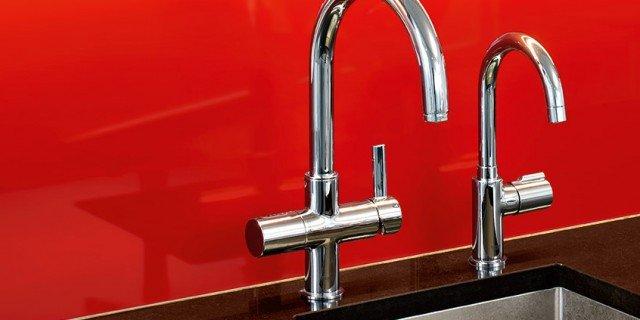 Acqua gassata dal rubinetto di casa