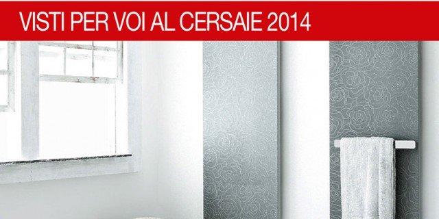 I nuovi radiatori al Cersaie 2014. Per un calore senza sprechi
