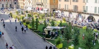 """Small Gardens in the City"": al via la nona edizione di Fiorinsieme"