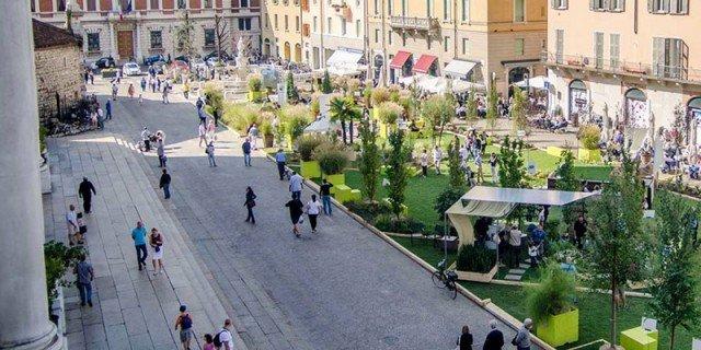 """""""Small Gardens in the City"""": al via la nona edizione di Fiorinsieme"""