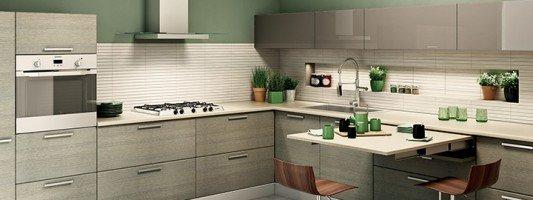 Cucine moderne arredamento cose di casa - Arredamenti per case piccole ...