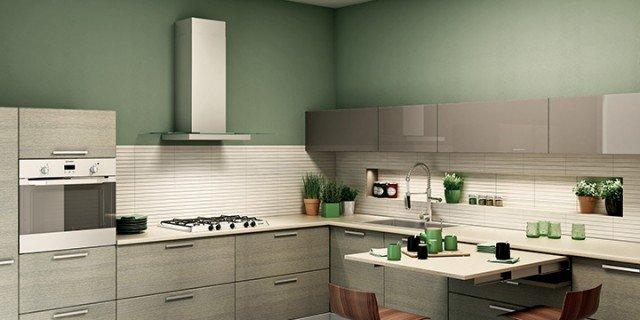 cucina: composizioni chiavi in mano, salvaspazio e low cost - cose ... - Leroy Merlin Mobili Cucina