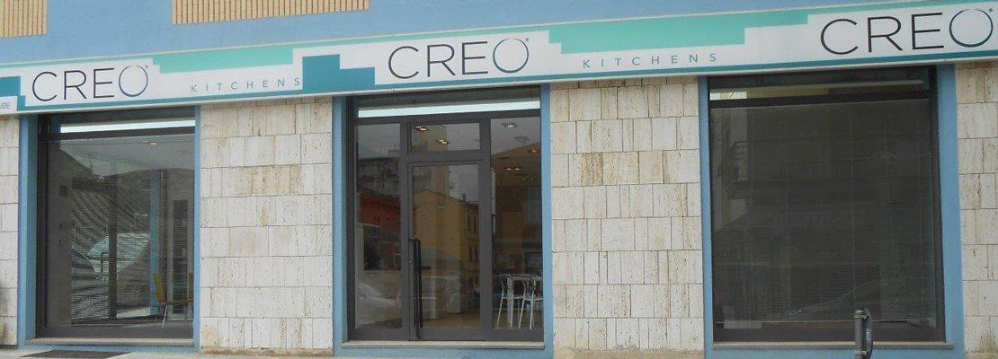 Nuovo store creo kitchens marchio del gruppo lube cose for Cose di casa shop on line