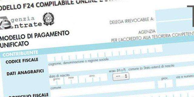 Tasse E Tributi: Come Pagare Con Il Modello F24