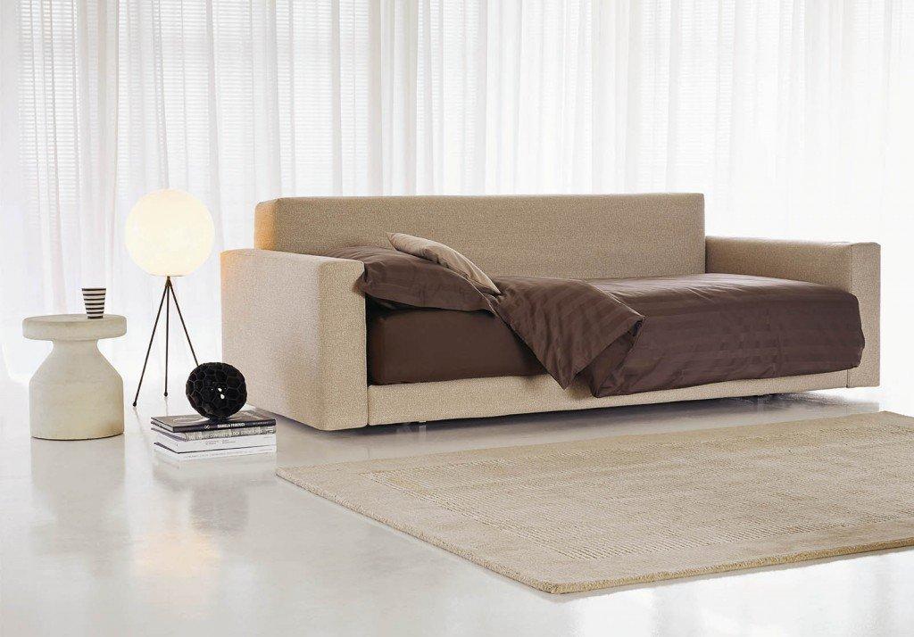 Divano letto scegliere la comodit oltre all 39 estetica for Divano letto trasformabile