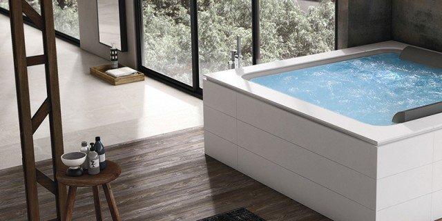 Bagno: idromassaggio in vasca o doccia per un benessere domestico