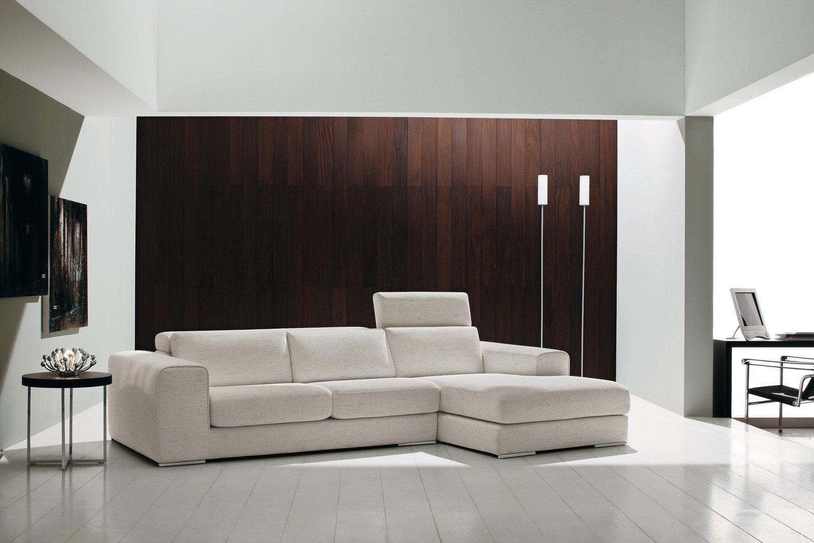 Divani tessuto design: divano sirena senape posti duzzle.