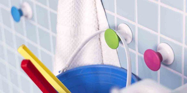 Accessori per un bagno più comodo e più bello