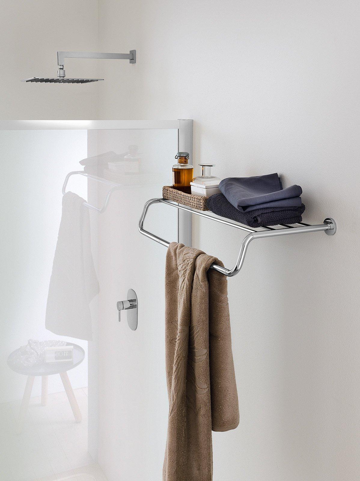 Accessori per un bagno pi comodo e pi bello cose di casa for Accessori da bagno ikea