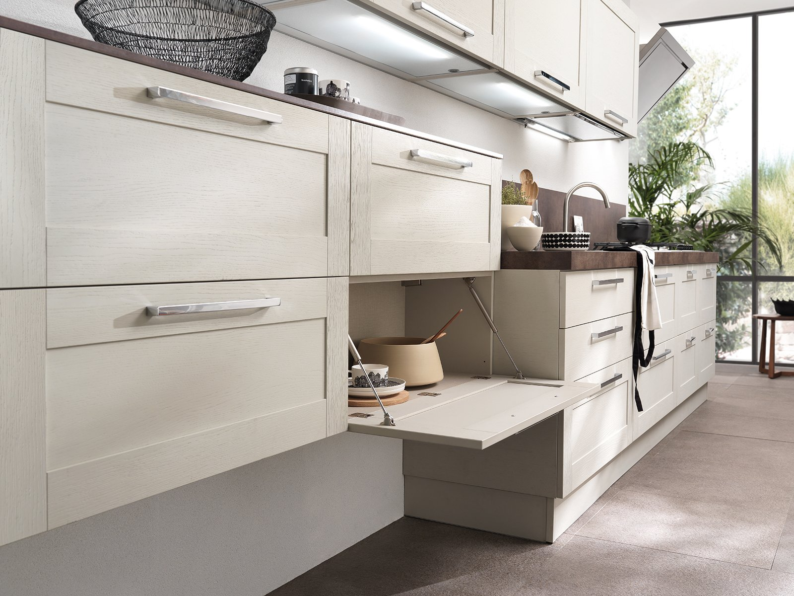 Cucine ben attrezzate all 39 interno cose di casa for Programma per comporre cucine