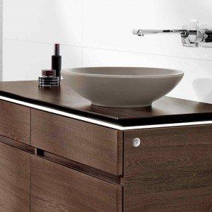 lavabi colorati per un bagno di design - cose di casa - Lavabi Con Mobile