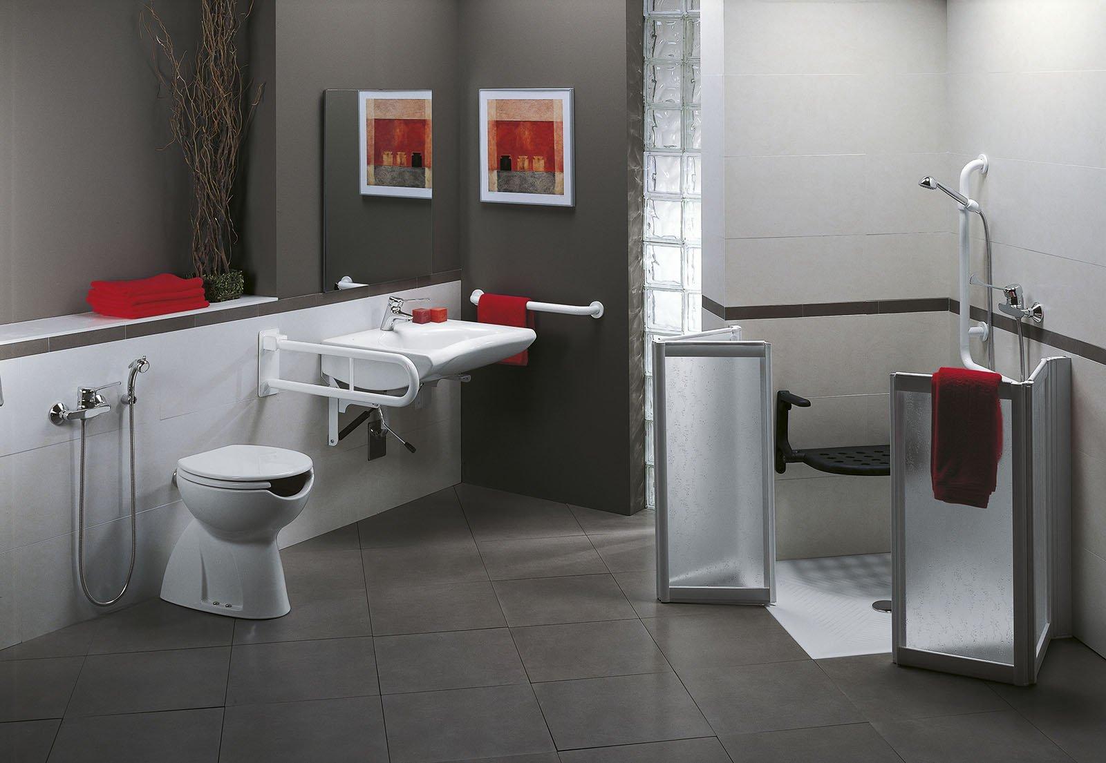 Un bagno più comodo anche per anziani e disabili cose di casa