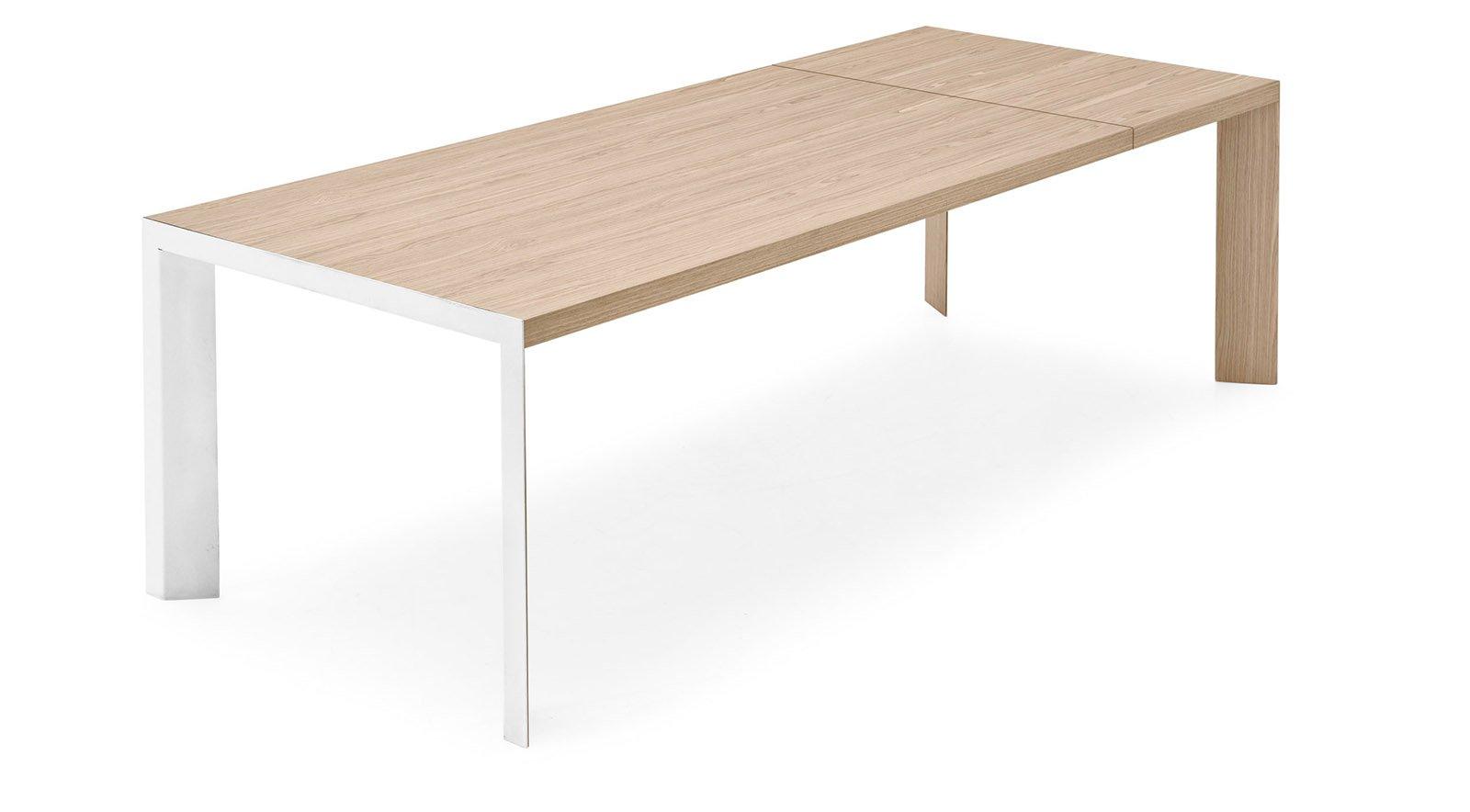 Tavolini Da Soggiorno Mercatone Uno.Tavoli Allungabili Trasformabili Quando Serve Cose Di Casa