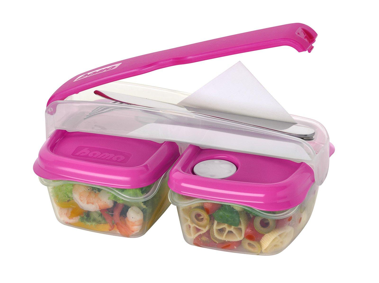 utili in cucina, ma anche per mangiare in ufficio o all'aperto ... - Pranzo Ufficio Dieta