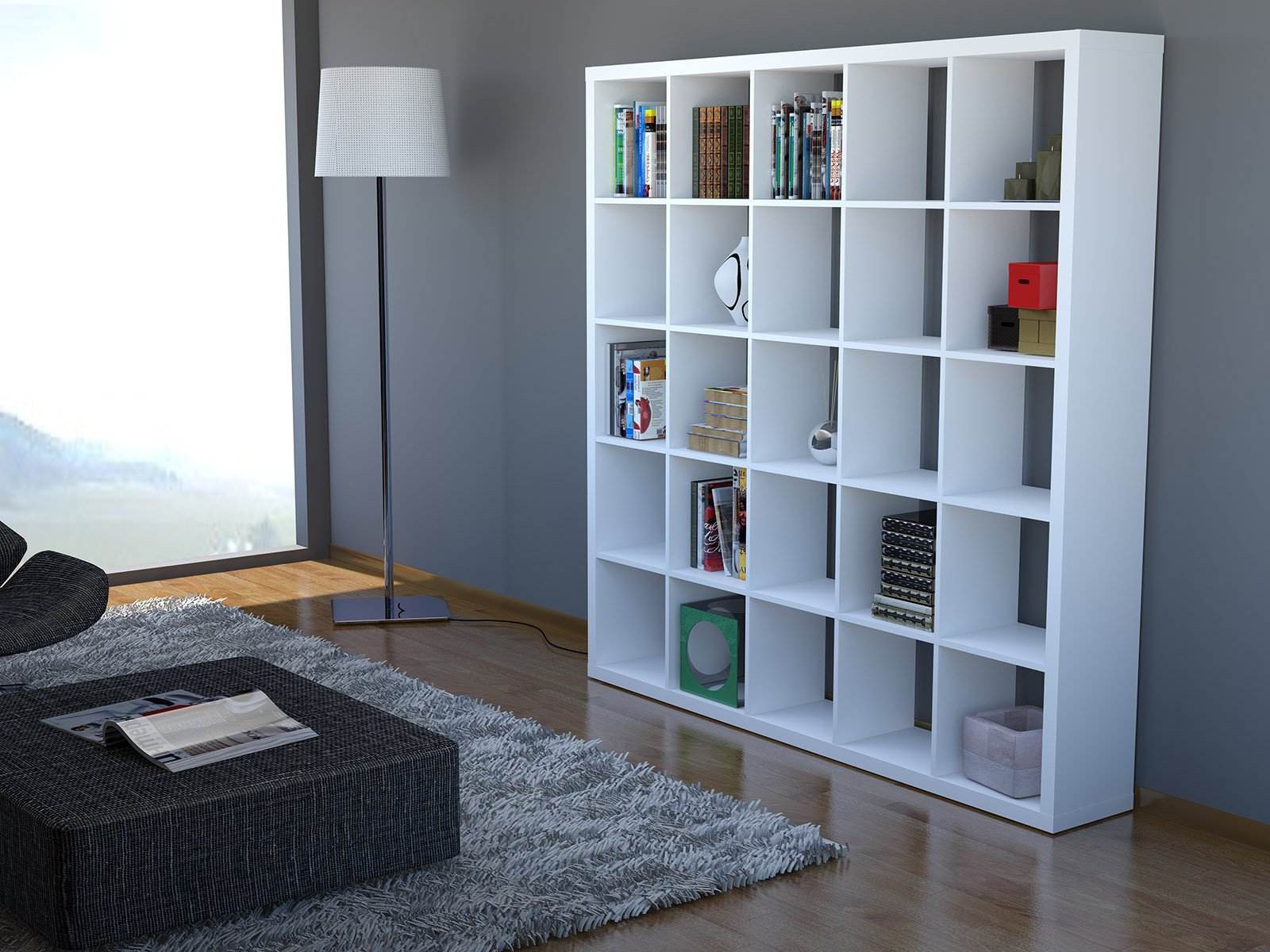 Librerie componibili i mobili pi importanti del - Librerie da camera ...