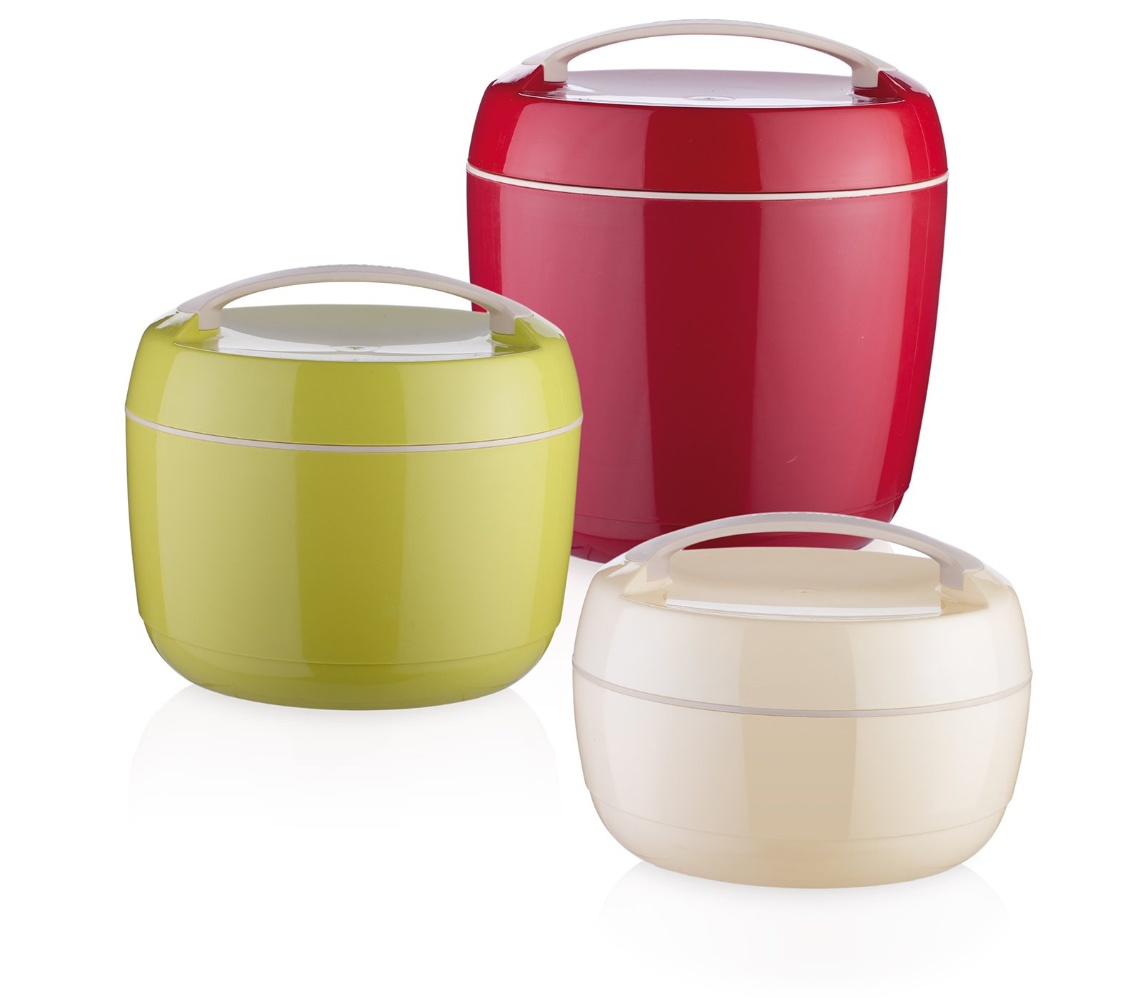 Utili in cucina ma anche per mangiare in ufficio o all for Contenitori termici per alimenti