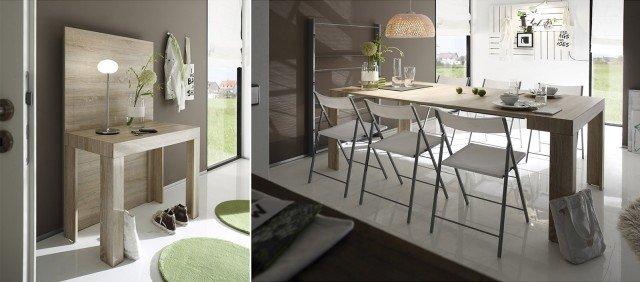 Tavolo Pieghevole Mercatone Uno.Tavoli Allungabili Trasformabili Quando Serve Cose Di Casa