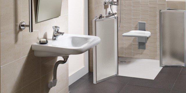 Un bagno pi comodo anche per anziani e disabili cose for Arredamento casa per disabili