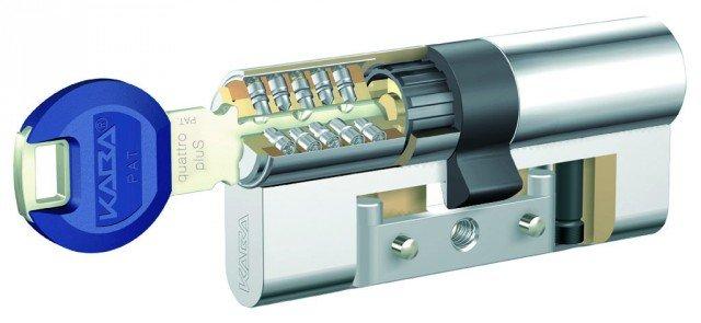 4Kaba-cilindro quattroplus-serratura