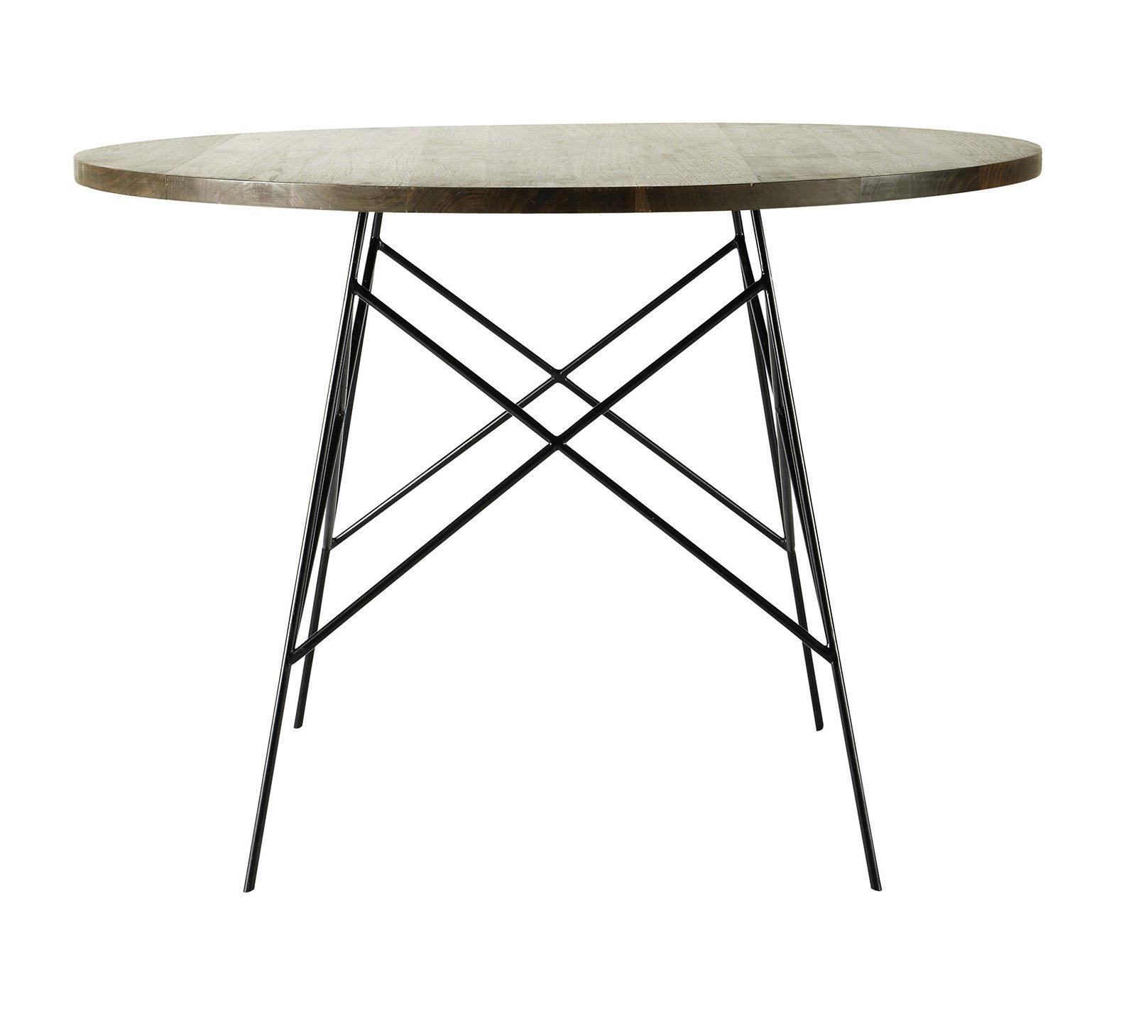 Tavoli con sostegno centrale cose di casa - Maison du monde tavoli pranzo ...