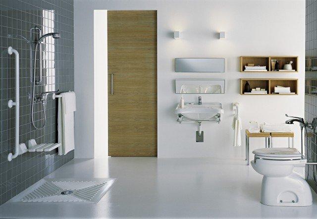 Vasca Da Bagno Pozzi Ginori : Un bagno più comodo. anche per anziani e disabili cose di casa