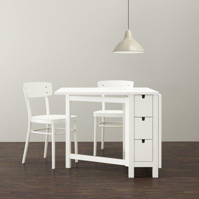tavoli allungabili: trasformabili quando serve - cose di casa - Tavolo Soggiorno Fai Da Te 2