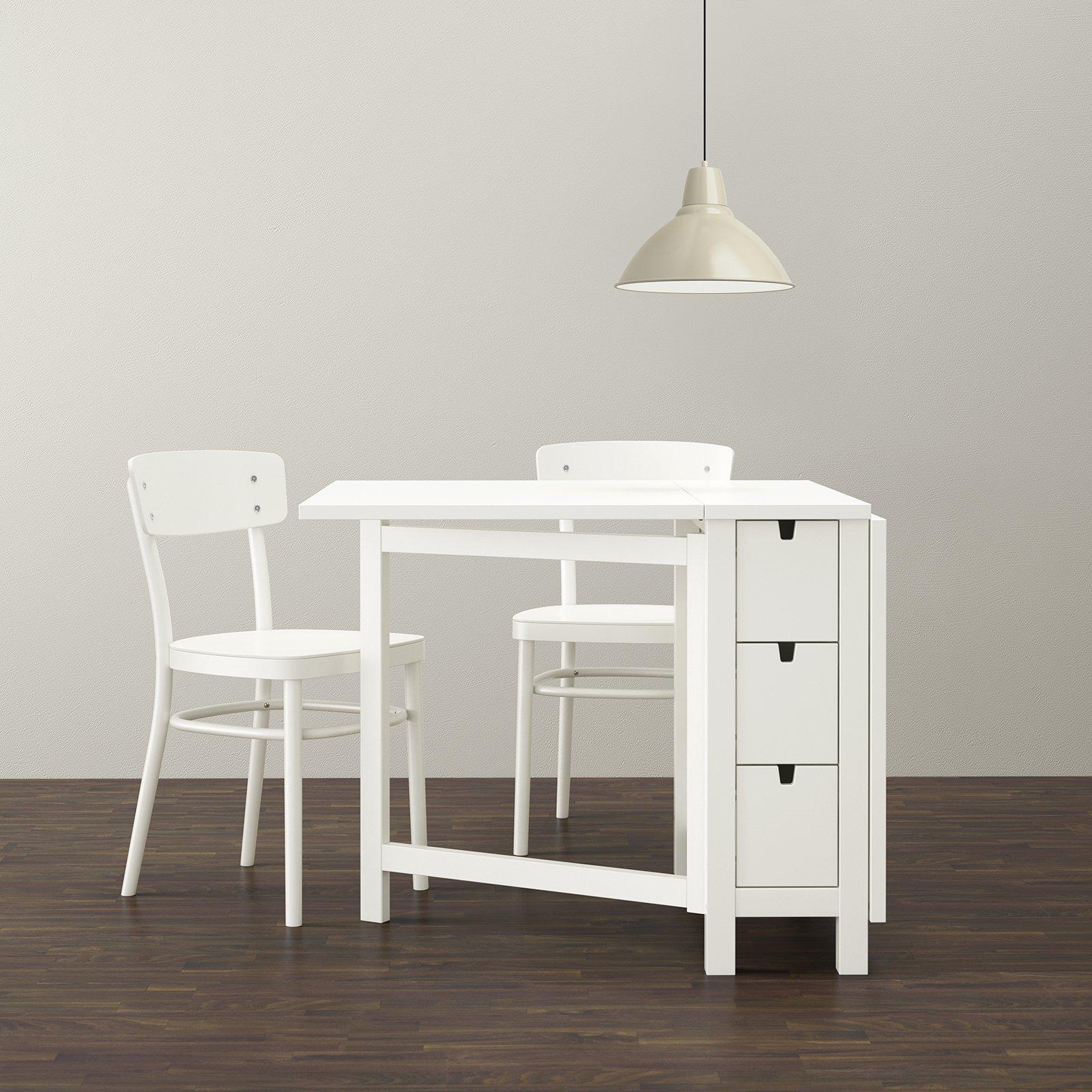 Ikea Tavolo Rotondo Bianco Allungabile.Tavoli Allungabili Trasformabili Quando Serve Cose Di Casa