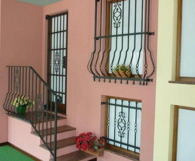 Sicurezza in casa con le inferriate alle finestre cose for Persiane leroy merlin