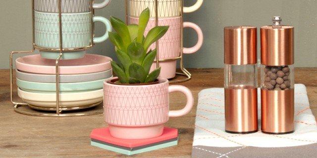 In cucina oggetti e arredi vintage cose di casa for Oggetti design cucina