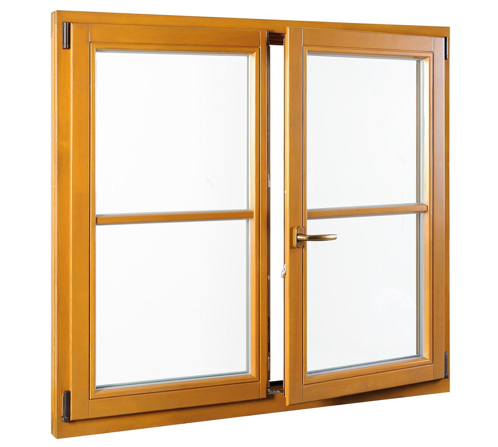 Finestre in legno una qualit evergreen cose di casa for Finestre di legno