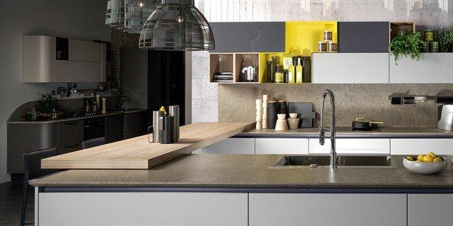 Pulire la cucina prodotti diversi a seconda dei materiali cose di casa - Pulire la cucina ...