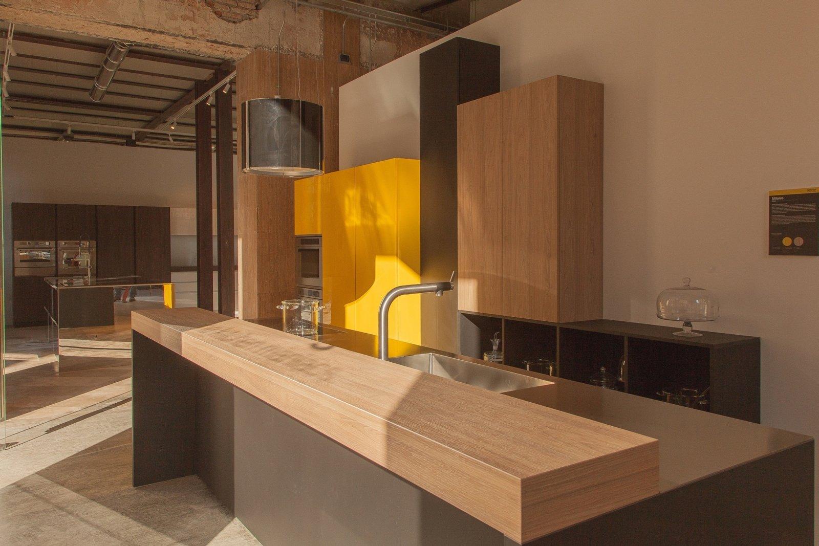 A Milano apre il primo showroom Del Tongo - Cose di Casa