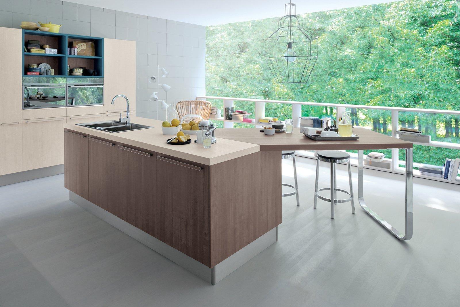 100+ [ Cucine Piccole Con Isola ]   Arredare Soggiorno Cucina 25 ...