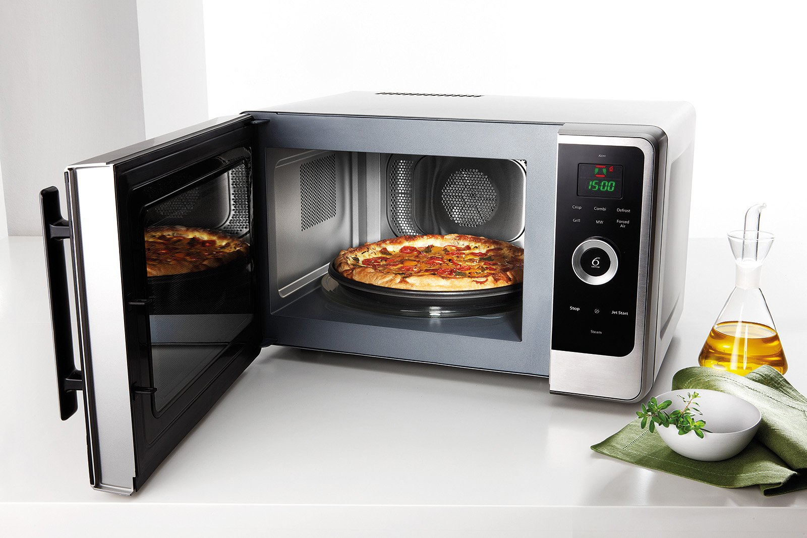 Microonde il forno che ha cambiato tutto anche in for Cottura microonde