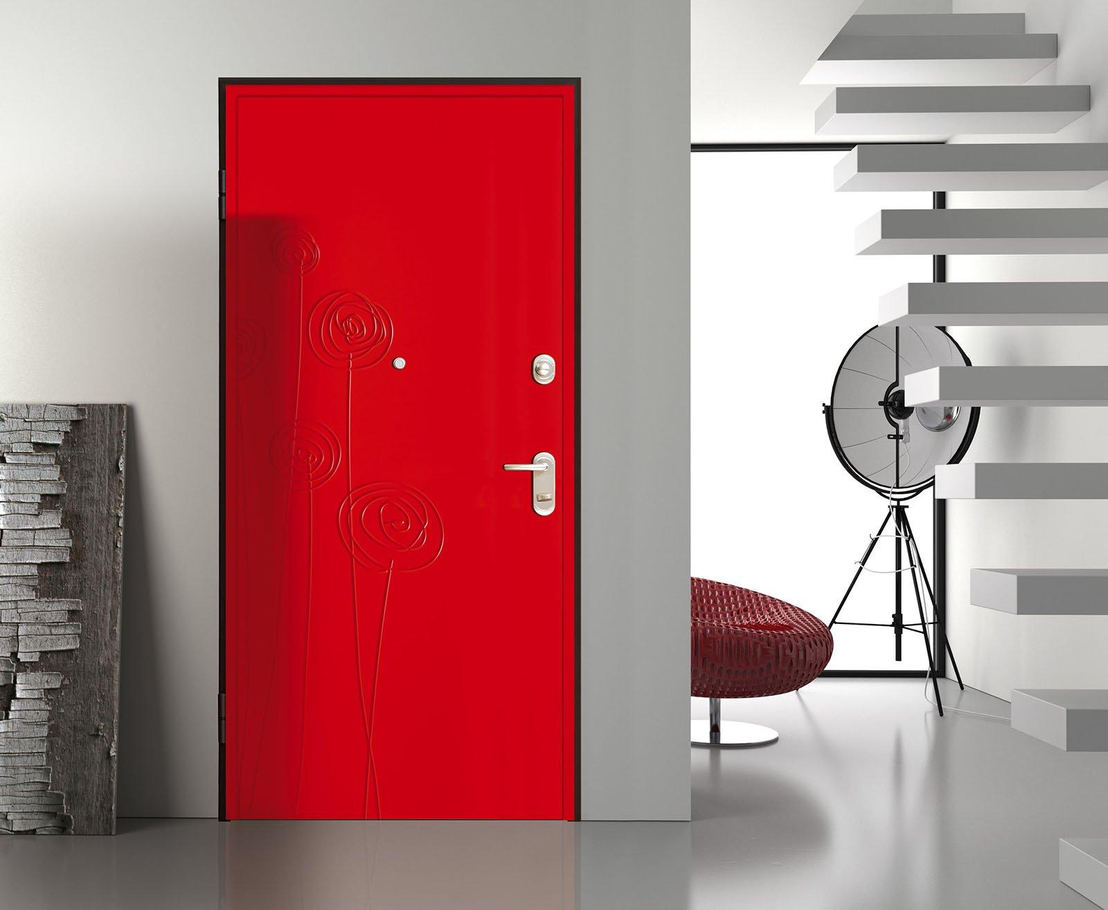 porte e finestre di sicurezza: casa protetta anche durante le ... - Porte In Legno Di Design Di Alta Sicurezza