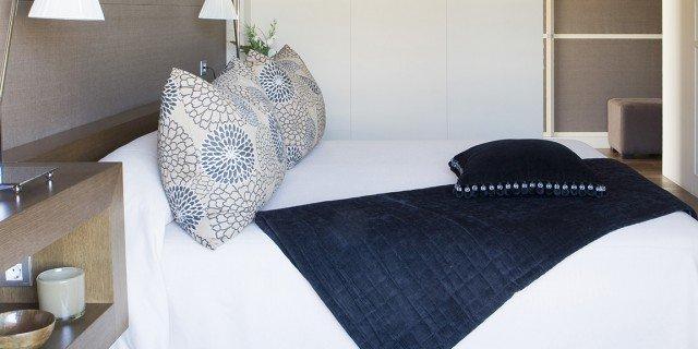 Progetti in 3D: uno spazio per il neonato nella camera matrimoniale. Tre idee da copiare
