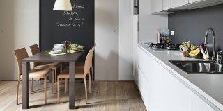 Casa piccola: 35 mq con ambienti trasformabili e 6 comode zone