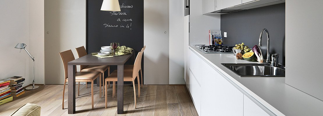 In 35 mq 6 zone comode e funzionali cose di casa for Casa 40 mq ikea