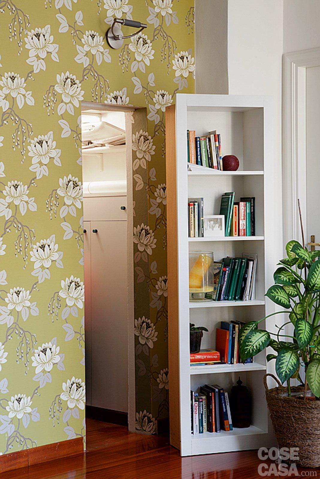 Una casa con vani a scomparsa cose di casa for Piani di casa con stanze nascoste