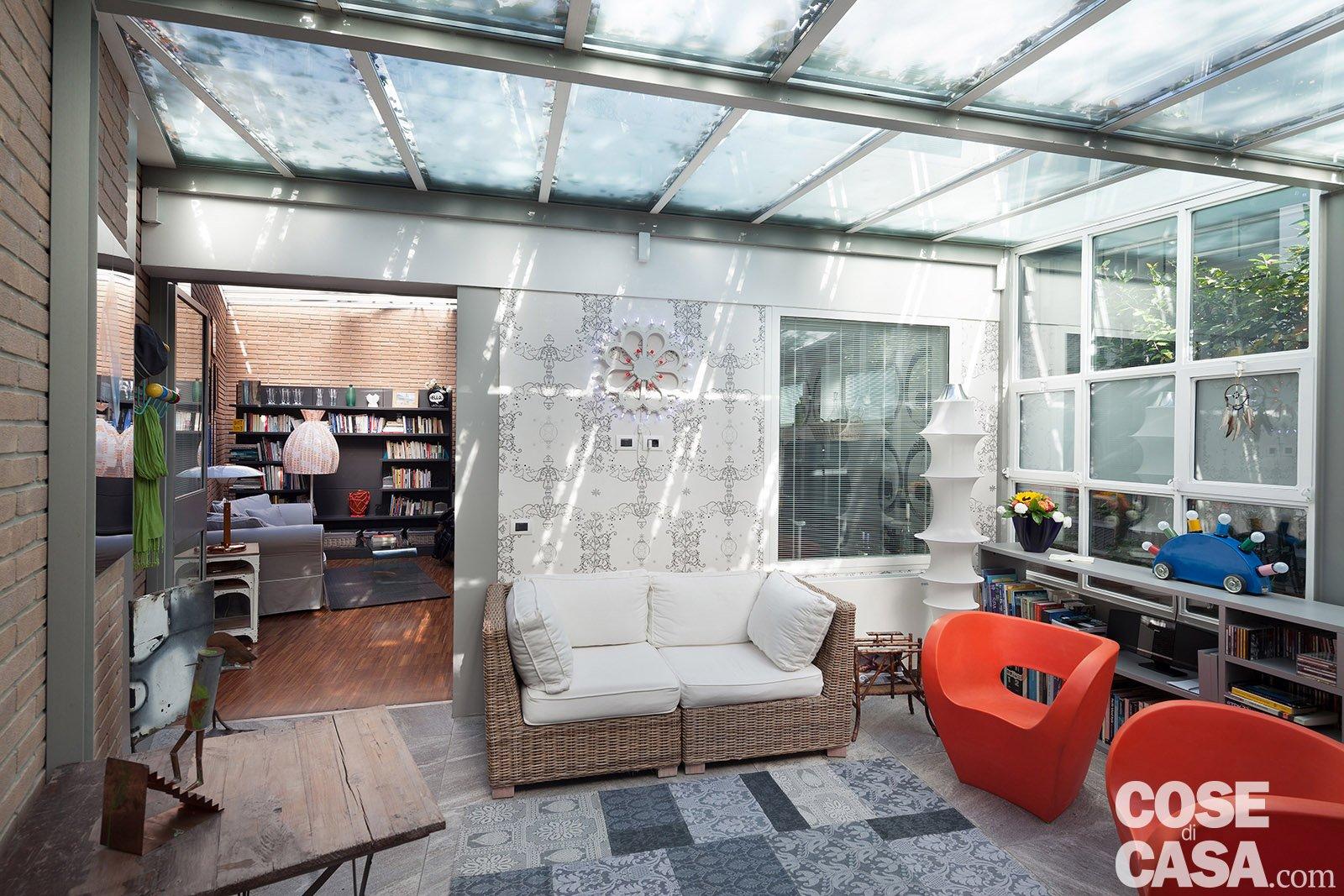 Interni en plein air cose di casa for Dimensioni finestre velux nuova costruzione