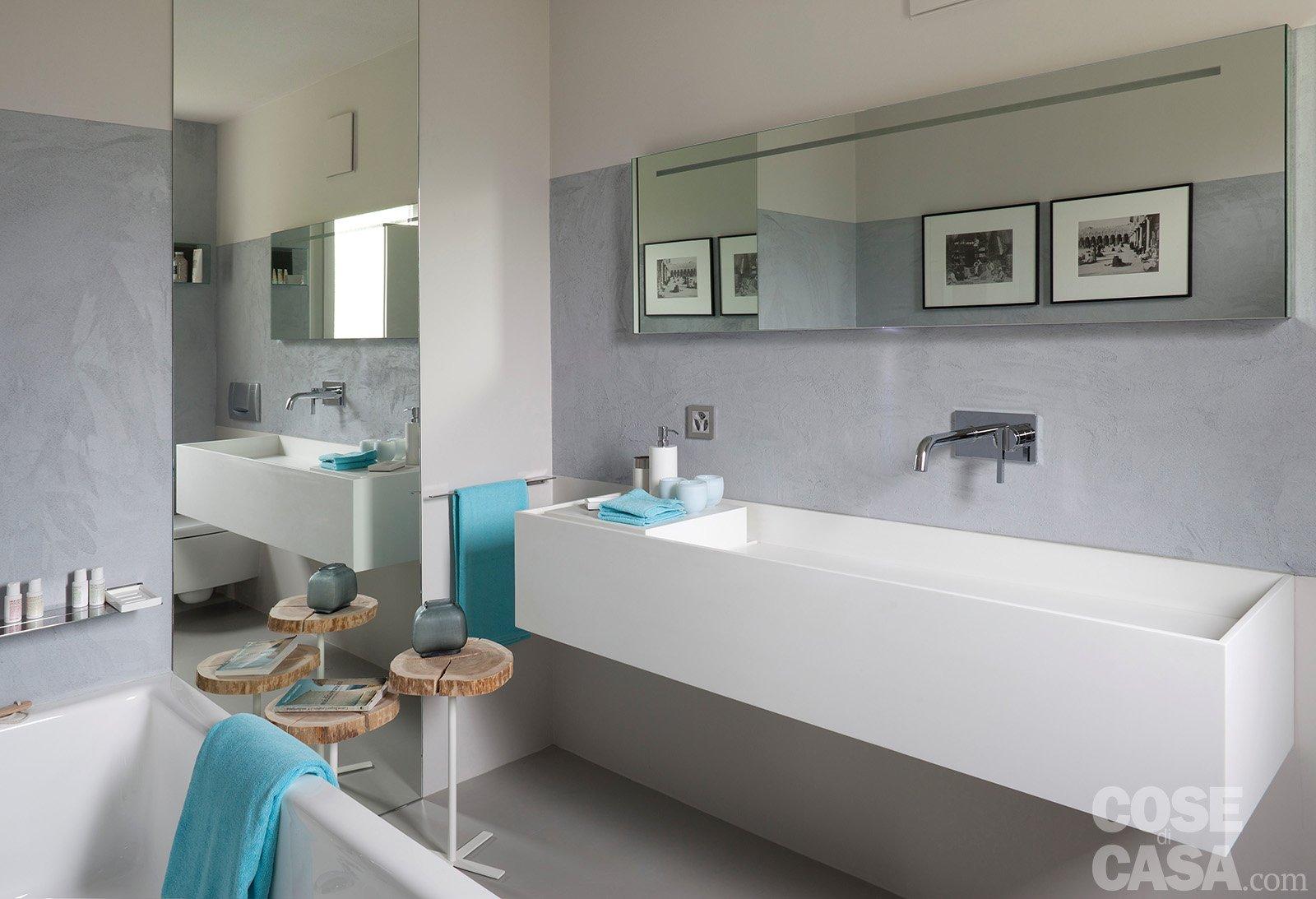 Maxi bilocale con terrazzo perfetto per due cose di casa for Planimetrie della casa piscina con bagno
