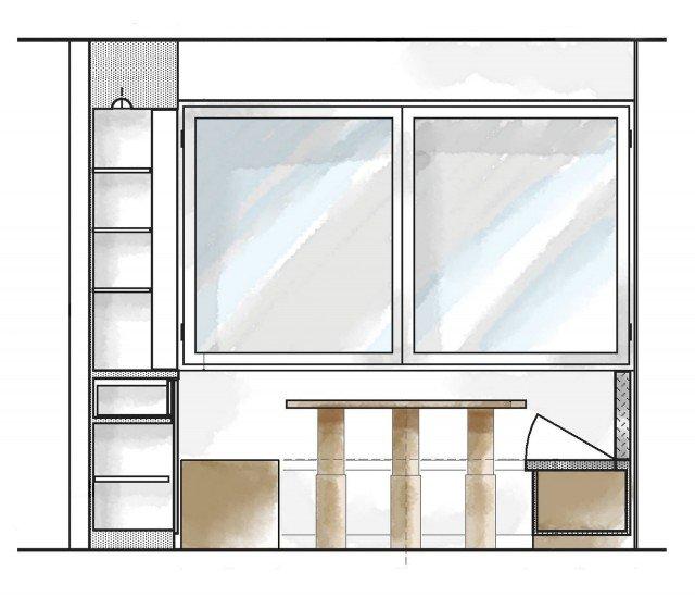 casa-gellner-fiorentini-disegno