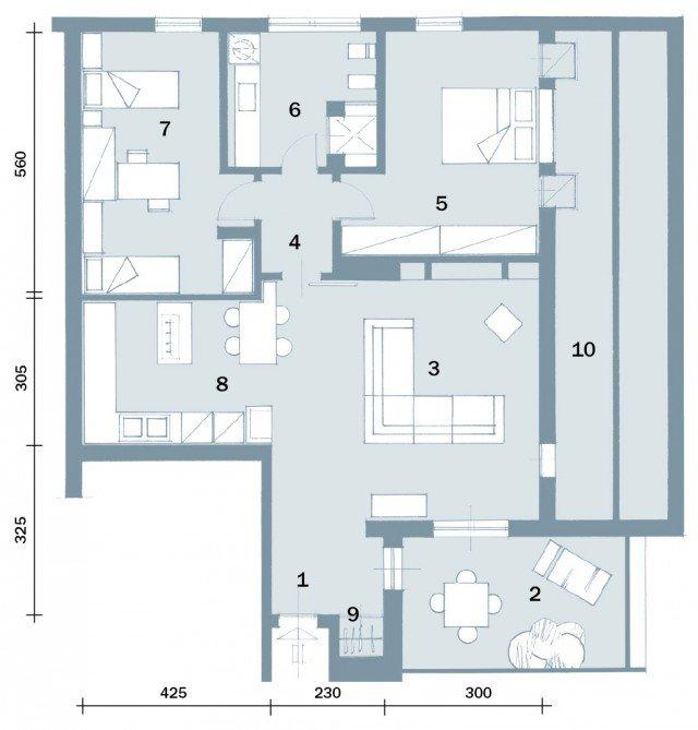 Vivere in mansarda nuovo look per la casa sottotetto - Bagno mansarda non abitabile ...